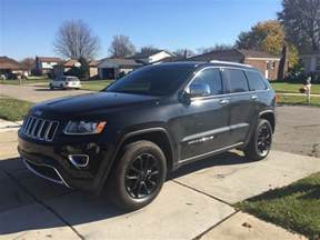 2015 jeep grand rims matte black proplastidip