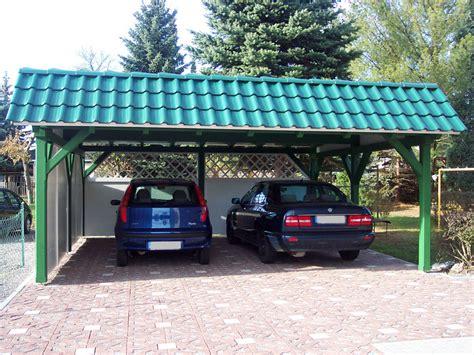 carport geräteschuppen pultdachcarports carport scherzer