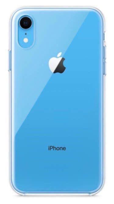 Apple Lance L Iphone Xr Presque Aussi Bien Que L Iphone Xs Pour 300 Euros De Moins by Un 233 Tui Transparent Sign 233 Apple Pour L Iphone Xr Igeneration