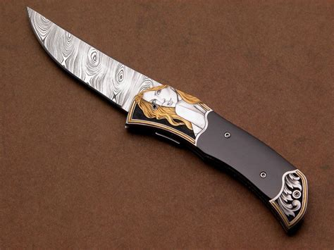 Handcrafted Knives - lerch custom knives