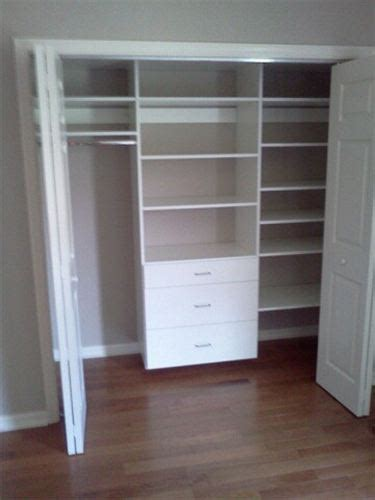 affordable pull outs closets