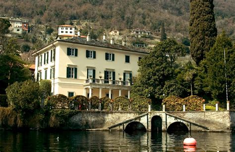 george clooney home in italy image gallery lake como house