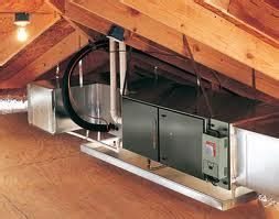 attic hvac install isn't that much different