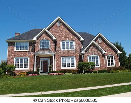 1 Bedroom Apartments Boston stock images of large 2 story brick residential hom