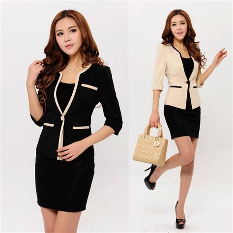 executive suits for working women 2015 popular office uniform style buy cheap office uniform