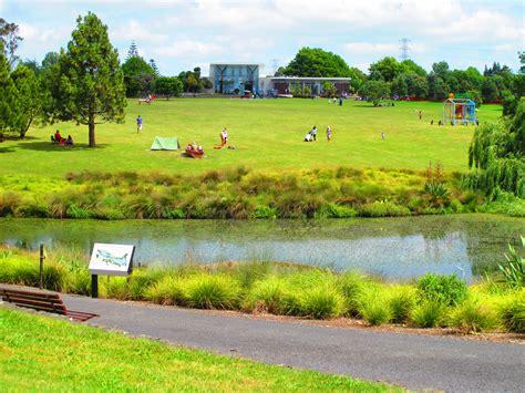 Auckland Botanic Gardens New Zealand Gardens Jontynz