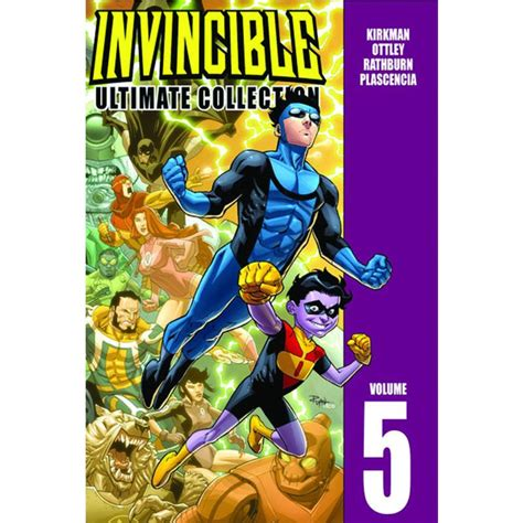 invincible ultimate collection volume 12 invincible hardcovers skybound