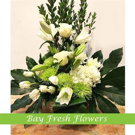 Sympathy Bouquet by Sympathy Bouquet Bay Fresh Flowers