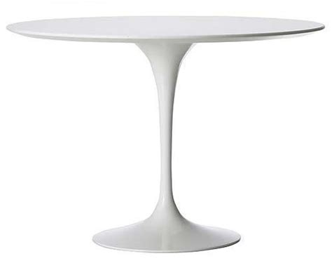 Tulip table modern round dining table dining room furniture table set (China Manufacturer
