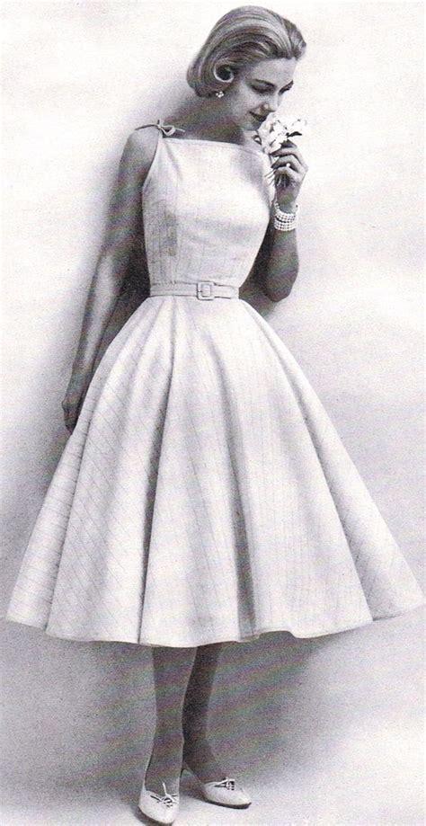 sweet 50 s dress modeled by gretchen harris 50 s glam