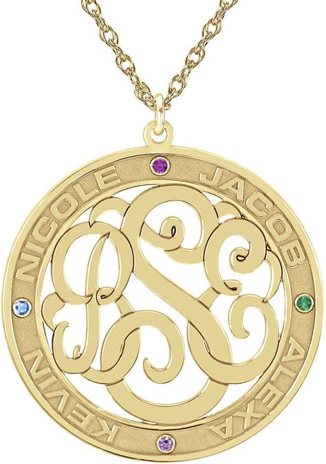 jcpenney jewelry personalized 14k gold sterling