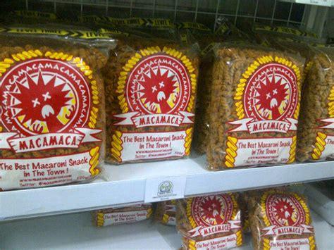 Macamaca Makaroni makaroni macamaca original macamaca snack makaroni