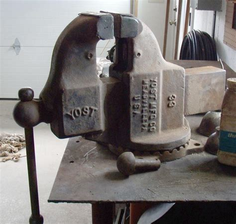 parts of a bench vise if you are thinking about getting yost vises multi purpose