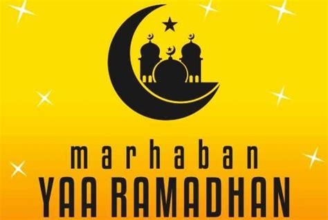 marhaban yaa ramadhan waktunya kembali berbagi