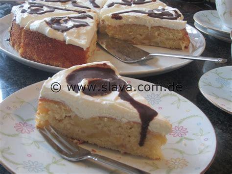 kuchen leicht gemacht fanta bratapfel torte kuchen kochen backen