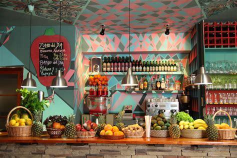 Veggie Garden Restaurant Barcelona Spain The Dream Boat Vegetable Garden Restaurant