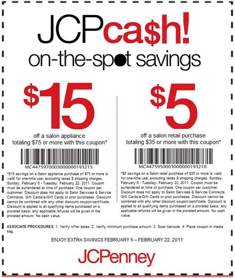 Jcpenney Salon Coupons Printable 2016 | jcpenney salon coupons rachael edwards