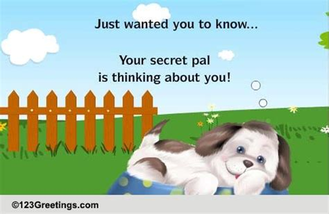 for secret pal secret pal day cards free secret pal day wishes greeting