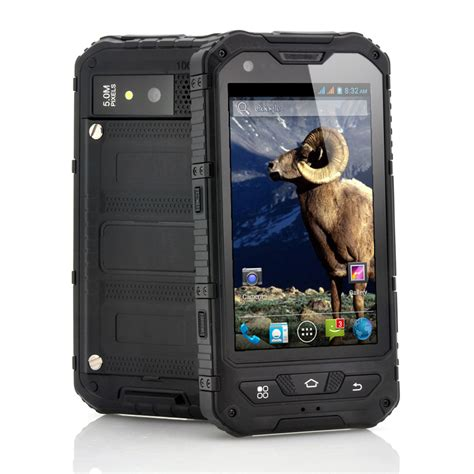 rugged phone mobiles tablets mobile phones android phones rugged android 4 2 phone quot ram