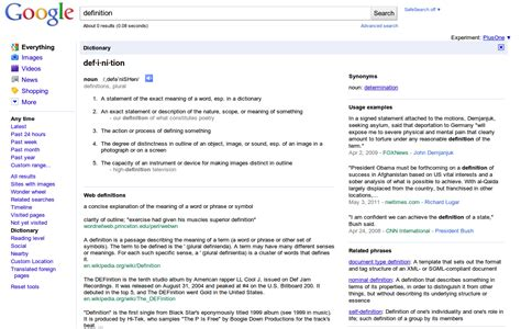 Definition Lookup S New Dictionary Search Filter Available To All