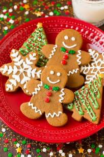 gingerbread cookies cooking classy