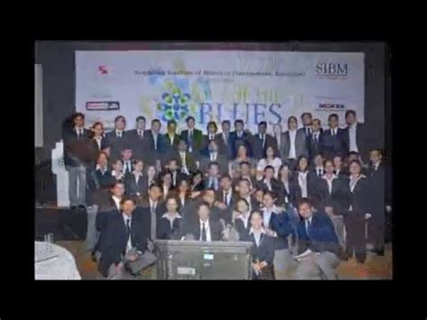 Symbiosis Part Time Mba Bangalore by Symbiosis Institute Of Business Management Bengaluru