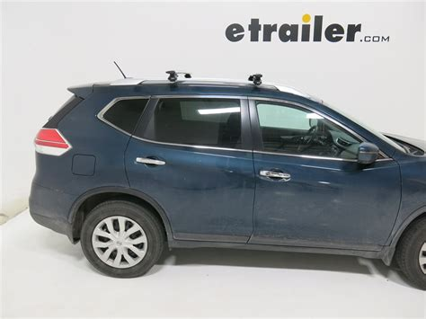 thule roof rack for nissan rogue 2011 etrailer