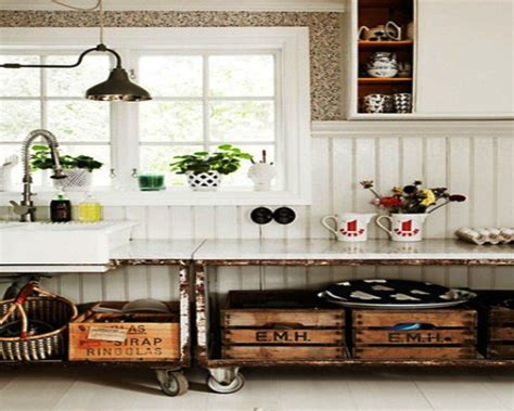 vintage decorating ideas for kitchens small vintage kitchen ideas 6958 baytownkitchen
