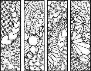 coloring bookmarks bookmark coloring pages az coloring pages