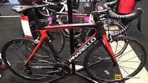2016 pinarello gan s road bike walkaround 2016 salon velo montreal