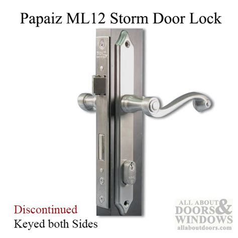 Papaiz Door Lock by Unavail Papaiz Ml12 Door Lock Replacement Avail
