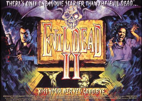 film evil dead 2 video nasty a week 2 beyond nasty week 104 evil dead ii