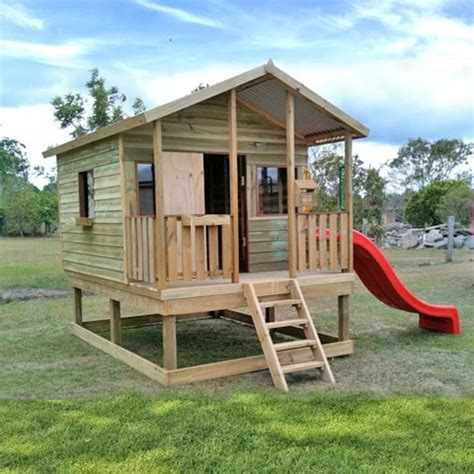 House Design Build Brisbane Cubby Houses For Sale In Brisbane Aarons Outdoor Living