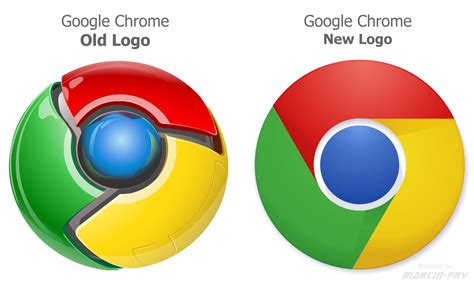 Hi Chrome is this the new quot chrome logo quot