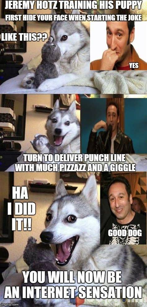 Dog Pun Meme - 51 best husky images on pinterest