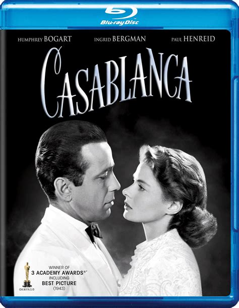 film of blu casablanca dvd release date