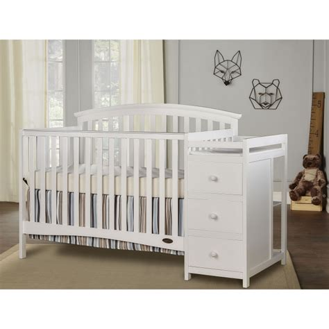 crib with changer niko 5 in 1 convertible crib with changer on me