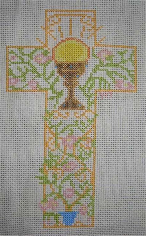 imagenes catolicas en punto de cruz mis puntadas preferidas c 243 mo hacer cruces de bisuter 237 a