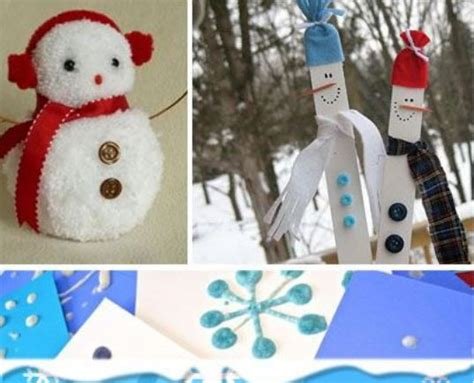 winter themed crafts for unique winter themed crafts for