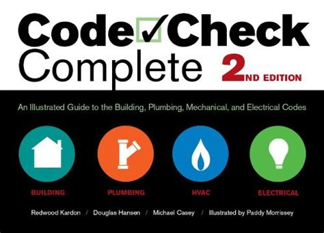 code check electrical an illustrated guide to wiring a safe house books read code check complete 2nd edition an