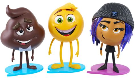 up film toys bring home your favorite characters from the emoji movie