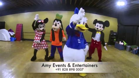party themes cartoon characters cartoon characters in chandigarh for masti and fun in