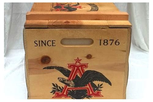 budweiser crate deals
