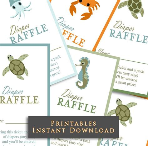 17 best ideas about printable raffle tickets on