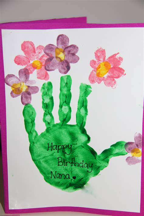 handmade card mothers day getcreativewithkids