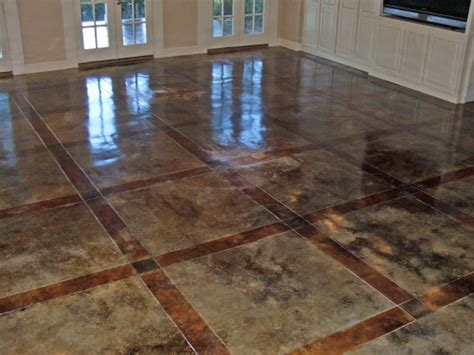 Polished Stained Concrete Floors by Stained Concrete Flooring Decorative Dubai