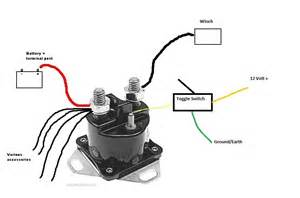 superwinch wiring diagram circuit diagram free
