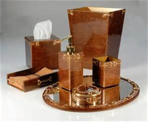 orange and brown bathroom sets tan bathroom accessories tsc
