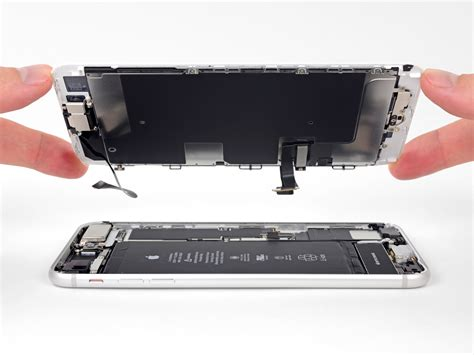 iphone 8 plus display assembly replacement ifixit