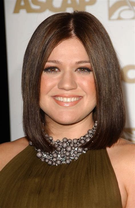 a line bob hairstyles for round faces 40 cute looks with short hairstyles for round faces